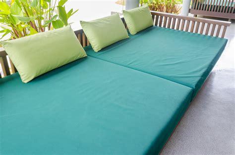 Patio Furniture Cushions Cleaning Example   pixelmari.com