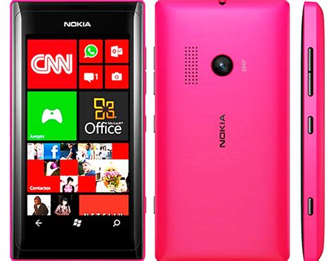 Microsoft Lumia Tabloid Pulsa harga nokia lumia 505 terbaru bulan februari 2014 teknoflas