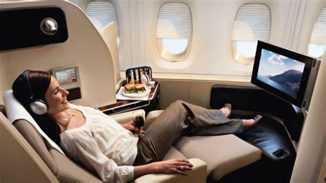 10 ways to snag a cheap international business class flight