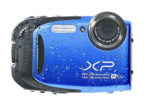 Kamera Fujifilm Finepix Xp70 by Shoot And In All Weather Conditions With The Finepix