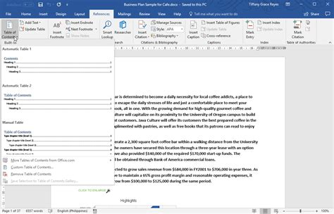 Heading To Your how to customize heading levels for table of contents in word