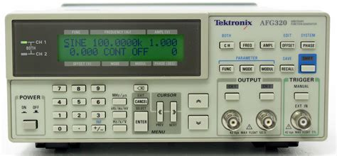 Tektronix, AFG320 Electromagnetic Pulse