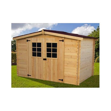 serre polycarbonate 2272 abri de jardin en bois madrier 20 mm 3 10 x 3 04 m