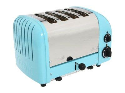 Pale Blue Toaster Dualit 174 4 Slice Newgen Classic Toaster In Light Blue