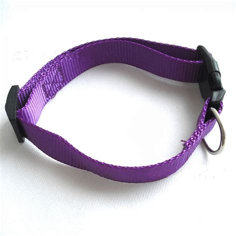 cheap collars collar cheap puppy fabric buckle clip cat pet adjustable soft 4 colors ebay