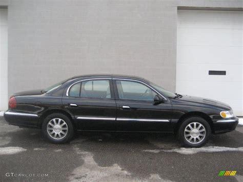 2002 lincoln continental transmission black 2002 lincoln continental standard continental model