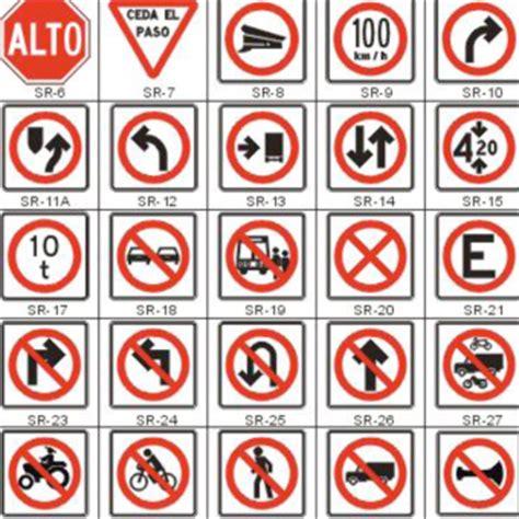 imagenes de simbolos viales grupo indumex 174