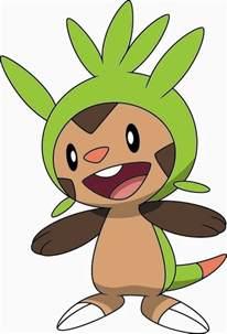 pokemon chespin images pokemon images