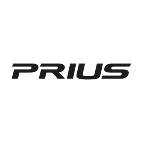 toyota prius logo prius logo vector ai pdf free graphics
