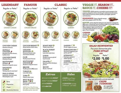 pita pit menu and prices 2017 restaurantfoodmenu