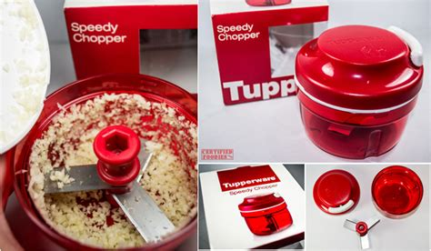 Tupperware Happy Chopper tupperware speedy chopper review