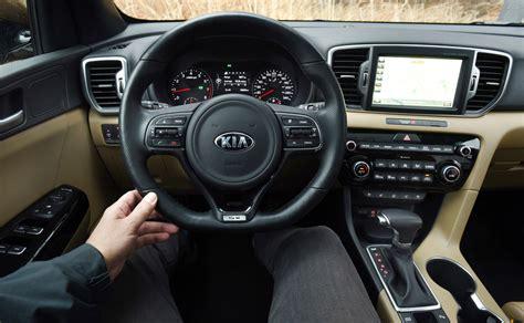 kia sportage 2017 interior keeping the sport in kia s sportage wheels ca