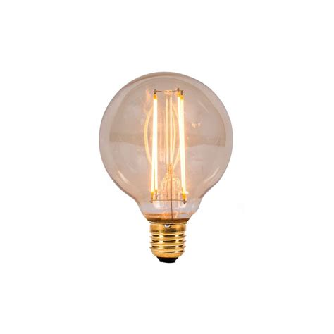 Globe Led Light Bulbs Led Vintage Globe Light Bulb