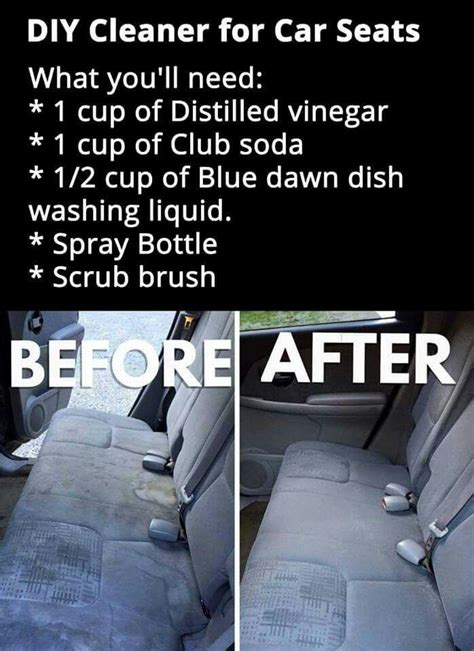 best way to clean auto upholstery best 25 clean car seats ideas on pinterest cleaning car