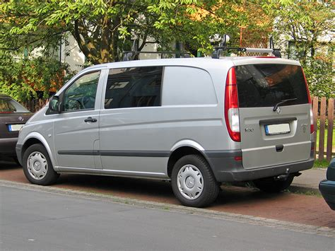mercedes vito mercedes benz vito car blog