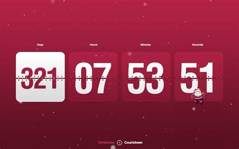 countdown new years new year countdown clock screensaver software informer