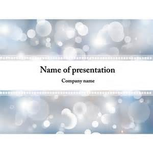 Winter Powerpoint Template by Free Winter Snowflakes Powerpoint Template
