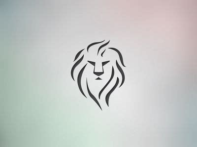 tattoo simple lion lion lions tattoo and logos