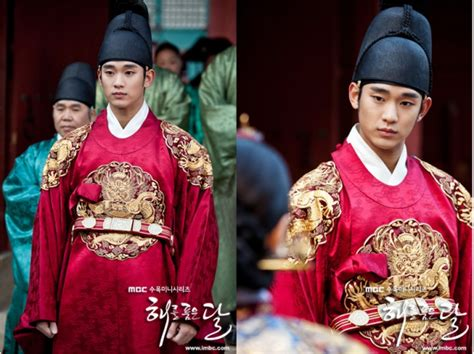 Hanbok Korea Terlaris song joong ki tolak di the moon that embraces the sun