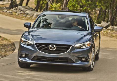 The All 2014 Mazda6 And Cx5 Operations Automotive