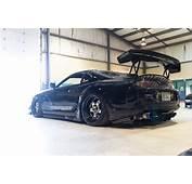 Nextmods Beautiful Toyota Supra Voltex Wing &amp Widebody