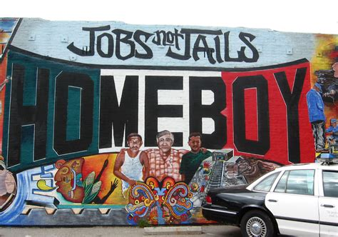 homeboy industries raising money to continue mentoring