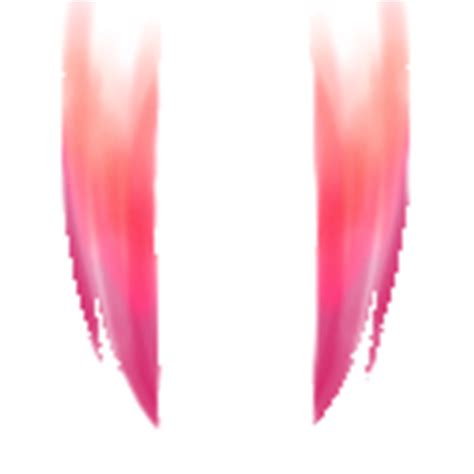 is there pink hair in roblox hair extension pink add on roblox