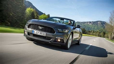 Mustang Auto Modelle by Ford Mustang Gebraucht Kaufen Bei Autoscout24