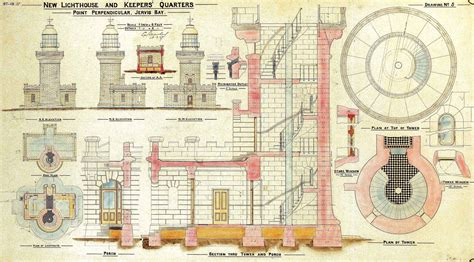 light house plans diy lighthouse plans plans free