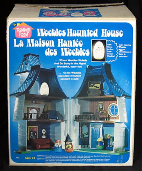 weebles haunted house secret fun blog weebles haunted house la maison hant 201 e des weebles