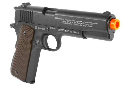 Airsoft Gun Colt 1911 Colt 1911 Co2 Blowback Airsoft Pistol Metal Airsoft Guns