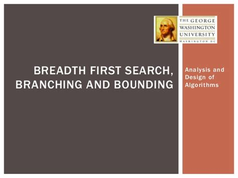 visitor pattern breadth first graph traversal algorithms breadth first search