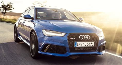 Audi Rs6 Special Edition by Nogaro Edition Audi Klar Med 705 Hestes Special Version