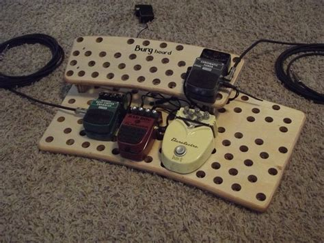 Handmade Effects Pedals - 44 best pedalboards images on