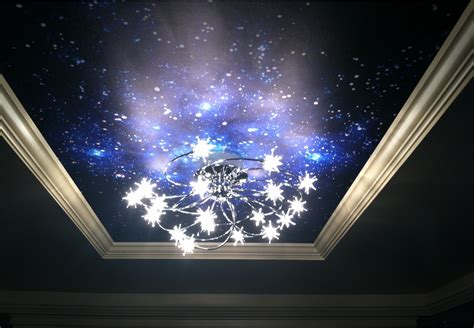 Decorating Your Room With The Unique Constellation Lights Constellation Ceiling Light