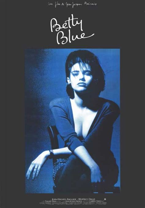 film blue betty betty blue movie posters from movie poster shop
