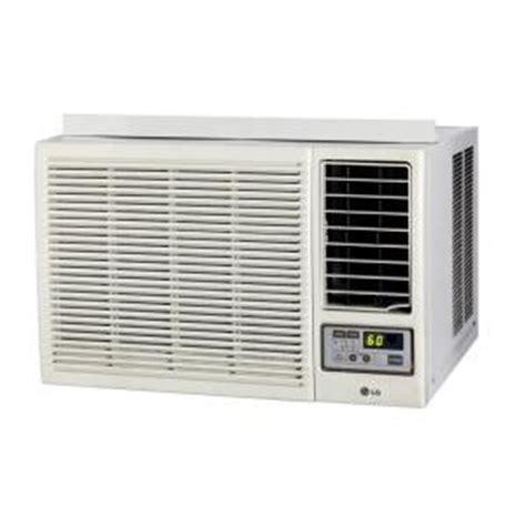 lg electronics 7 000 btu heat cool window air conditioner