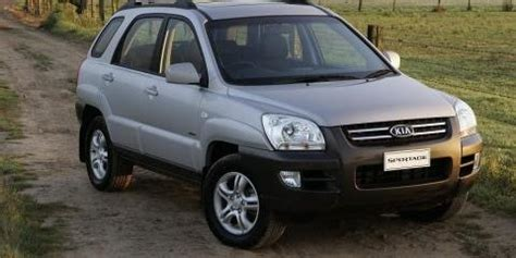Kia Sportage 2007 Diesel Review Kia Sportage Reviews Page 2 Review Specification
