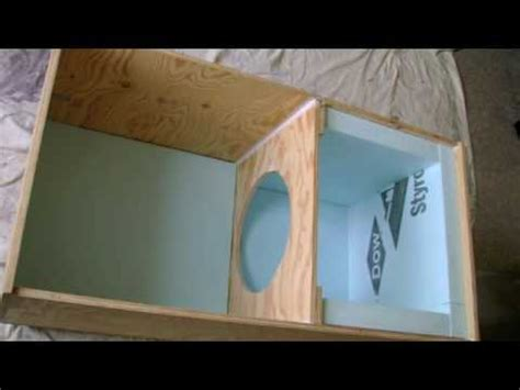 How To Build An Isolation Cabinet by How To Build A Microphone Isolation Box Diy Now Doovi