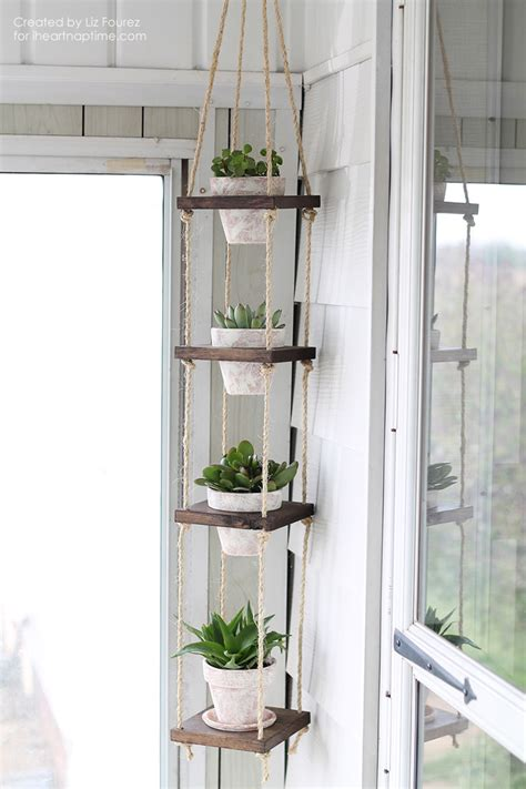 Window Plant Hanger - 24 ways to hang plants on the wall andrea s notebook