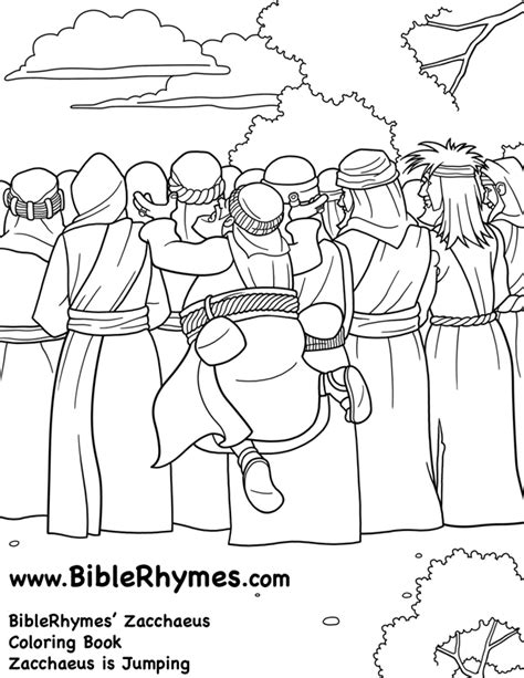 printable coloring pages zacchaeus zacchaeus free coloring pages sketch coloring page