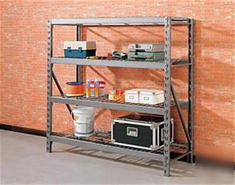 Whalen Industrial Rack by Whalen Storage Industrial Rack W Wire Deck