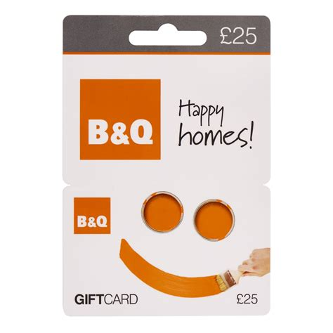 B And Q Gift Card - b q 163 25 gift card at wilko com