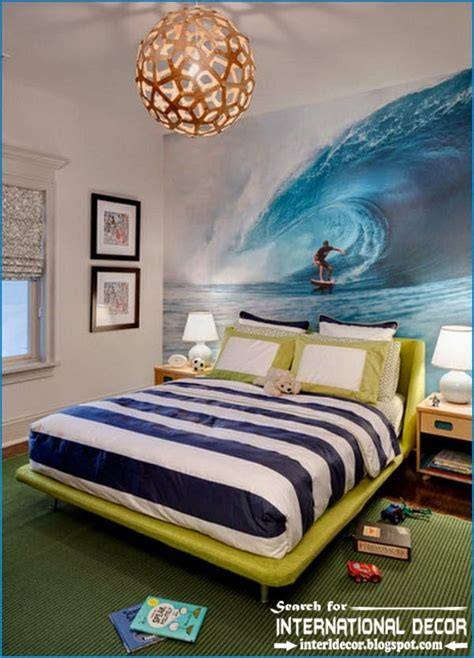 boy room wall decor 15 attractive boys room decor ideas