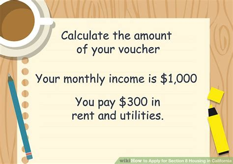 section 8 voucher california how to apply for section 8 housing in california find