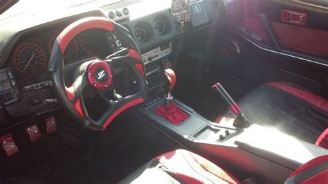 300zx Custom Interior by Nissan 300zx Z32 Custom Interior Autos