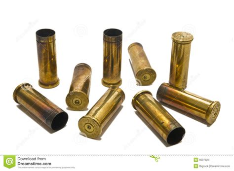 with used bullet casings 38 special shell casings stock photo image of bullet