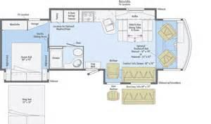 Winnebago Floor Plans Class A by Sunova Floorplans Winnebago Rvs