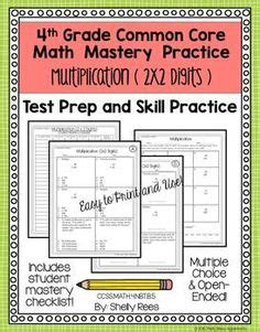 4 Nbt 5 Worksheets by 1000 Images About Math Activities On Task