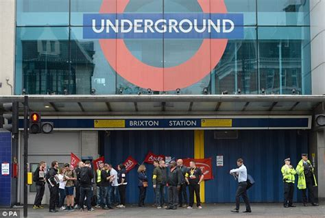 london by tube over london underground workers announce three new 24 hour strikes over night tube plans daily mail